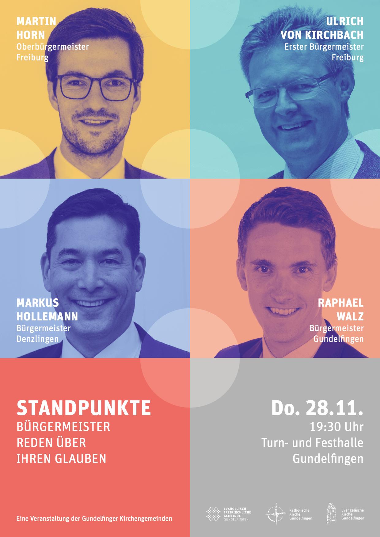 Gundelfingen: Standpunkte 2019