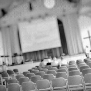 [UPDATE] Zwei Gottesdienste in der Steinhalle!